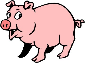 Pig_cartoon