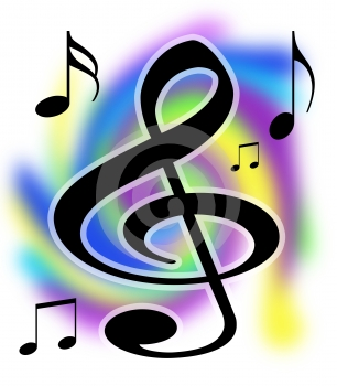 treble-clef-music-notes-illustration-thumb534438