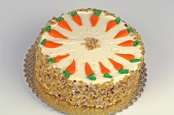 Calories In One Slice Of Carrot Cake
