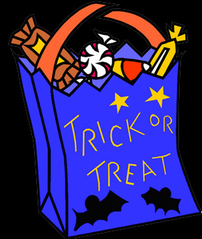 'Trick or Treat' Bags